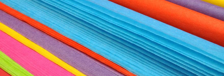 Le papier de soie